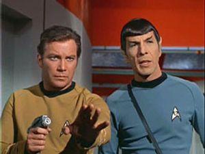 Menneske og romvesen. Kanskje Star Trek hadde rett.