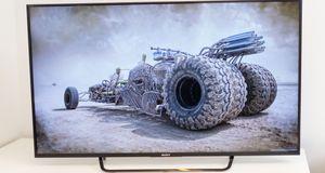 Test: Sony KD-55X8505C