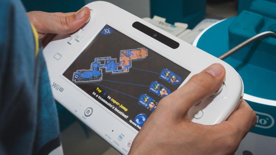 Nintendo håper på bedre hell med «Nintendo NX» enn med Wii U, her avbildet.
