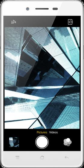 Oppo Mirror 5S.