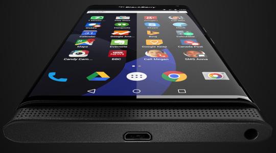 BlackBerry Venice skal se slik ut, ifølge @evleaks.