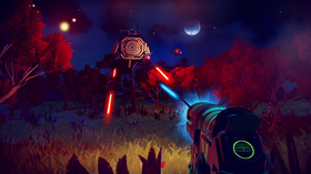 Hello Games har vært stille siden lanseringen av No Man's Sky.