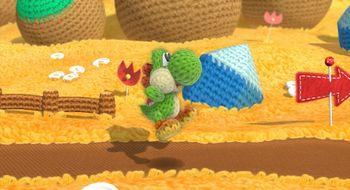 Test: Yoshi's Woolly World