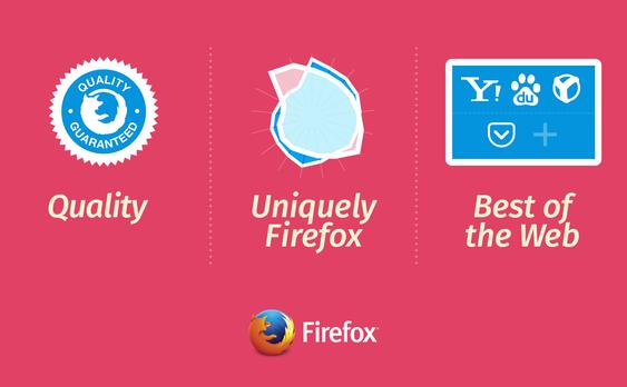 Slik presenterer Mozilla selv de nye målene for fremtiden. Det er fortsatt litt uklart akkurat hvordan de skal nås, men nå har stiftelsen selv gitt noen hint om hva vi kan forvente.