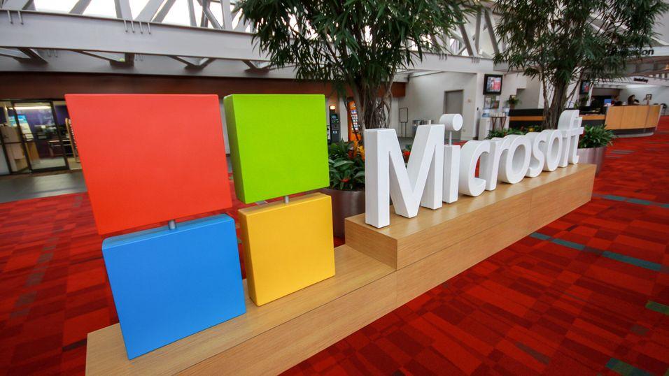 Microsoft kutter nesten 8000 stillinger