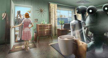 Mesteparten av Fallout 4 skjer etter hendelsene i Fallout 3