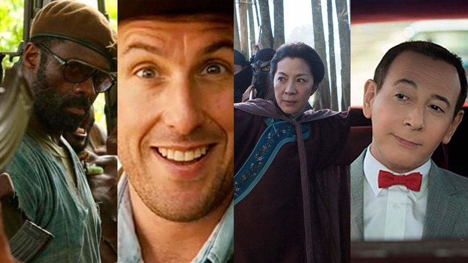 Slik blir de 4 første Netflix-filmene