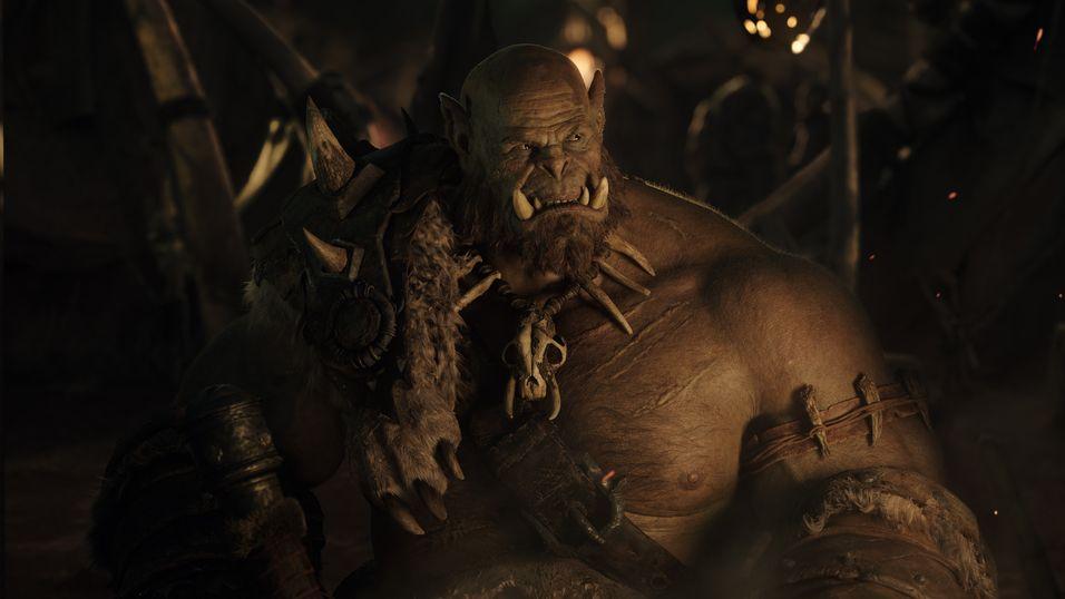 Det første bildet fra filmen.