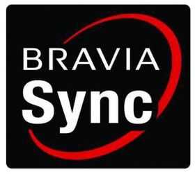 På Sony-TV-er heter HDMI-CEC «BRAVIA Sync».