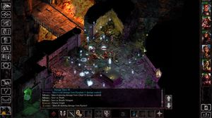 Baldur's Gate: Siege of Dragonspear ser ut som Baldur's Gate.