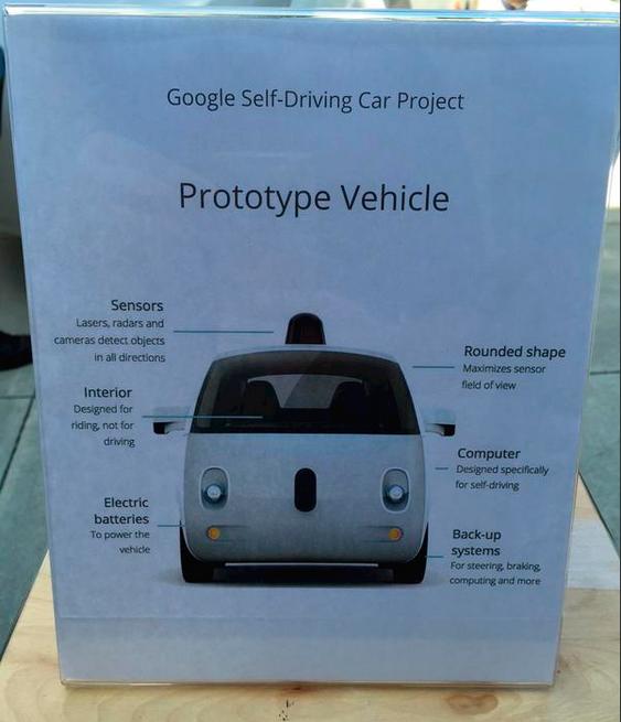 Det er flere fordeler med en selvkjørende bil, skal vi tro Google.