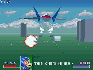 Falco er lysten på blod.