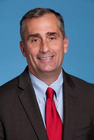 Intel-sjefen Brian Krzanich uttalte at krympeprosessen er vanskelig og komplisert.