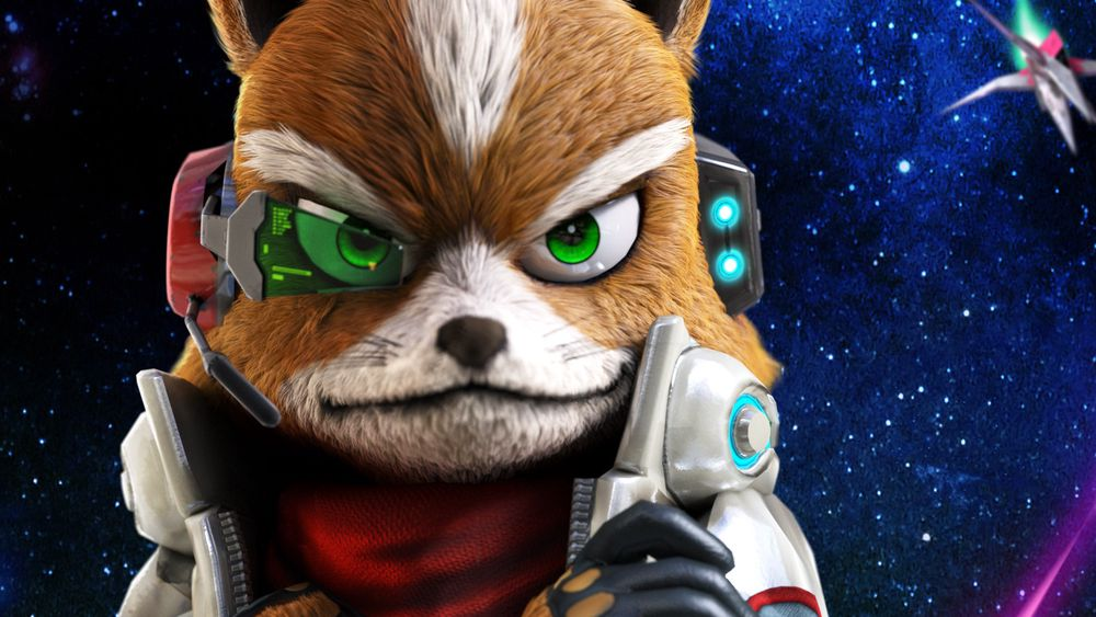 SNIKTITT: Star Fox Zero