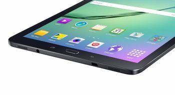 Samsung med nye nettbrett i eliteklassen