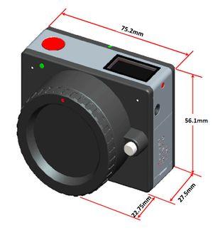 3D-tegning av E1.