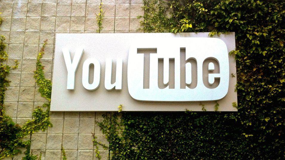 – YouTube er mer populært enn TV