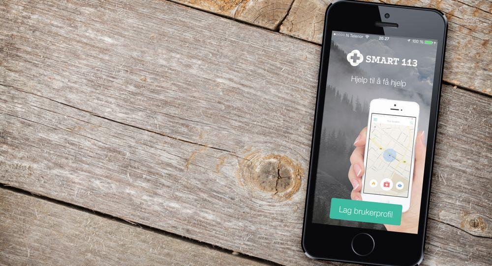 En av ukens apper kan hjelpe deg om nøden er ute. Les mer om Smart113 på side to i testen.