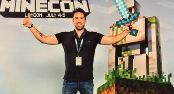 Rob McElhenney skal regissere Minecraft-filmen