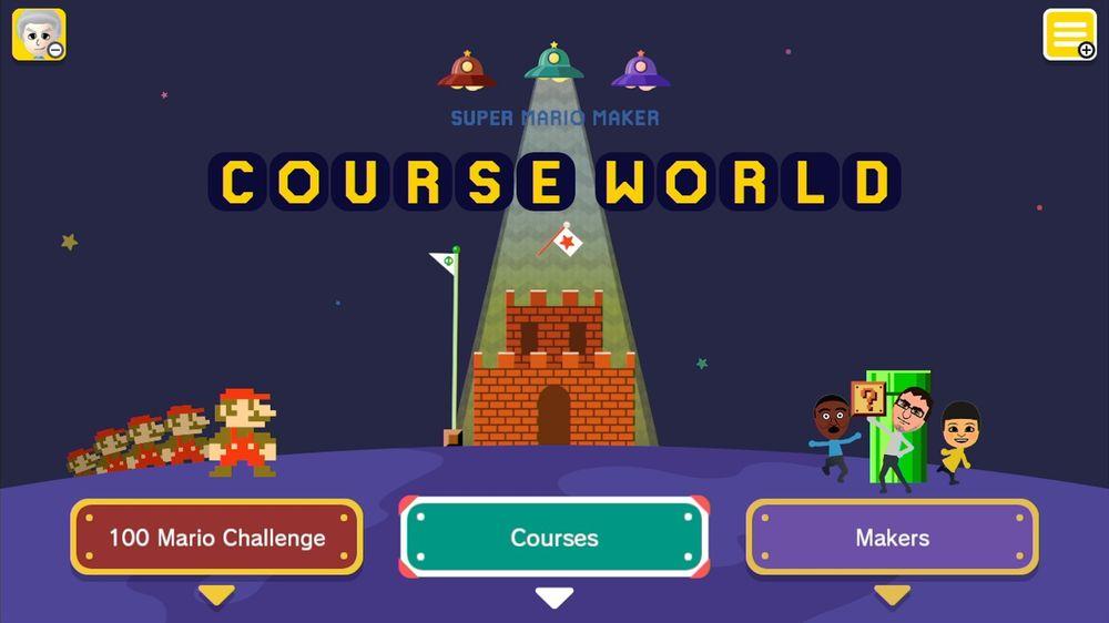 I «Course World» finner du alt det brukerskapte. Søkeverktøyene kunne vært bedre.