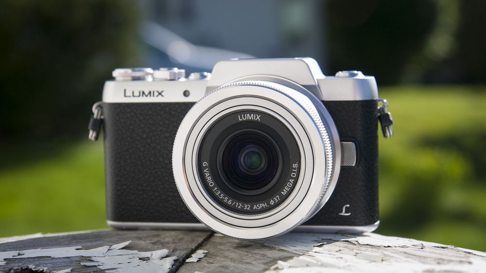 TEST: Panasonic Lumix DMC-GF7
