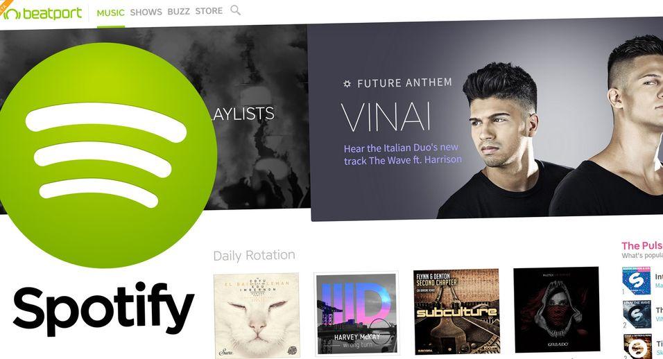 Nå får Spotify bøttevis av ny elektronisk musikk