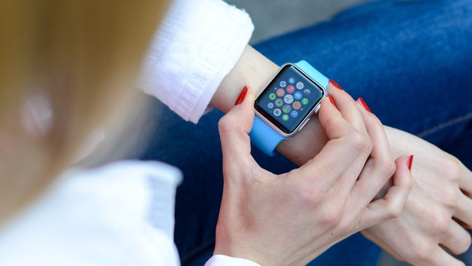 Apple Watch knuser konkurrentene på smartklokke-markedet