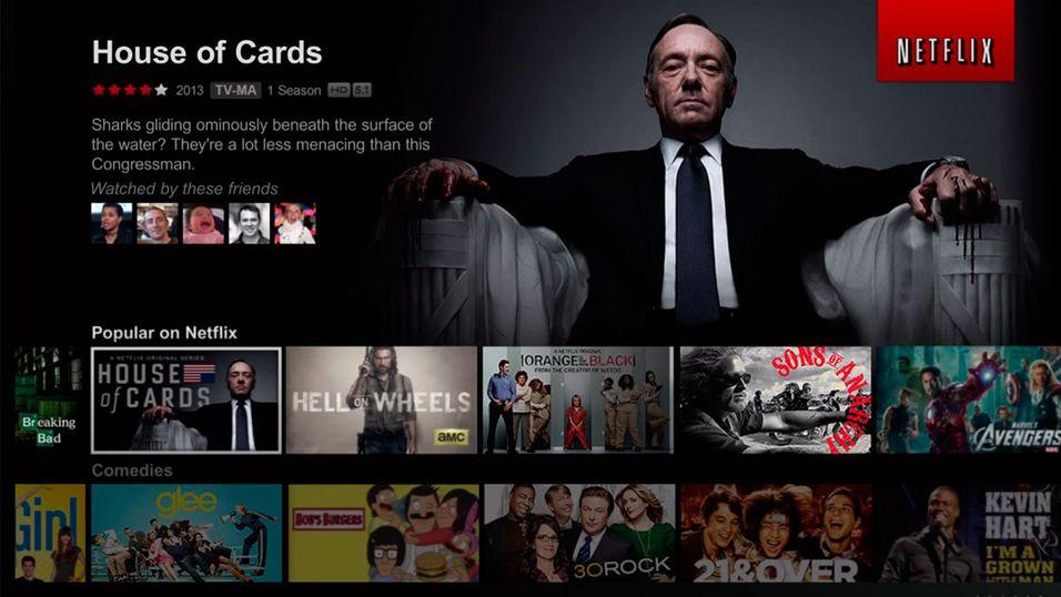Nå får du ny Netflix på TV-en din