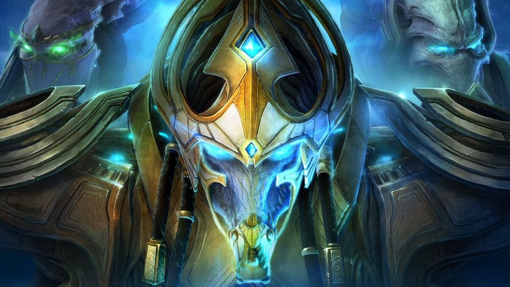 SNIKTITT: StarCraft II: Legacy of the Void - Whispers of Oblivion