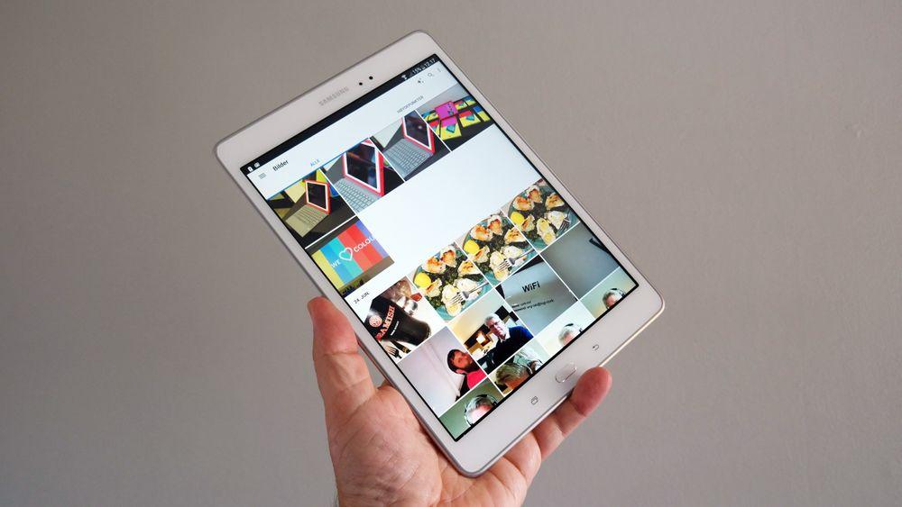 TEST: Samsung Galaxy Tab A 9.7
