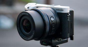 Test: Samsung NX500