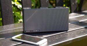 Test: Sony SRS-X55