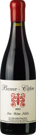 Brewer-Clifton sin 2013 pinot noir er en virkelig lekkerbisken.