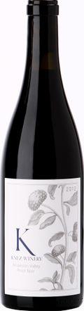 Knez Anderson Valley Pinot Noir er rett og slett nydelig.