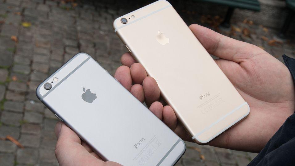 Politiet stengte fabrikk som lagde falske iPhone-telefoner