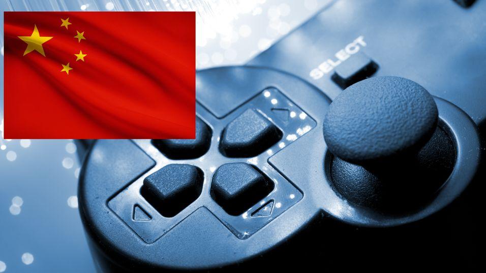 Kina opphever endelig forbudet mot spillkonsoller