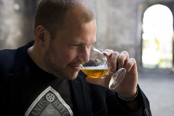 Johan Spendrup fra Gotlands Bryggeri.