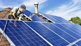 Dette kan bli en saga blott dersom SolarCity faktisk skal sette «soltak»-planene sine ut i live.