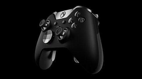 Det er lite å seie på stilen til den nye Xbox Elite-kontrollaren.