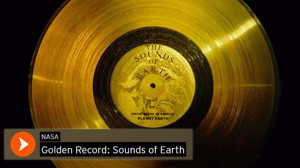 Hør lydene som NASA sendte ut i verdensrommet i 1977