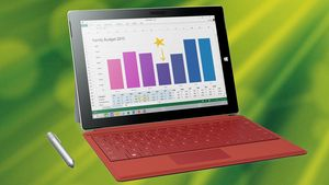 Vinn en Microsoft Surface 3 med Windows 10