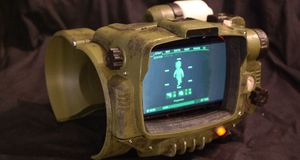 Denne Pip-Boy-en fra Fallout kan du lage helt selv