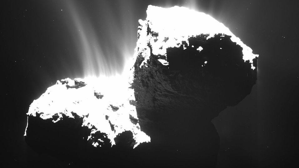 Rosetta-ekspedisjonen har gitt oss mye kunnskap om kometer