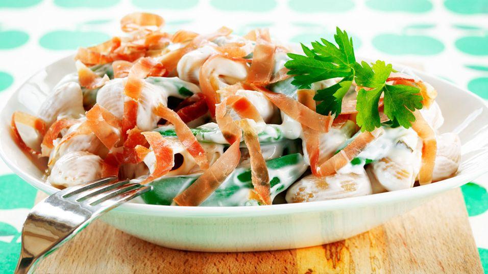 DAGENS RETT: By på en sommerlig pastasalat