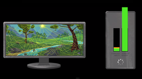 Simuleringen av alle lysstrålene kan bli for mye for datamaskinen, og gjør det nødvendig å effektivisere prosessen.