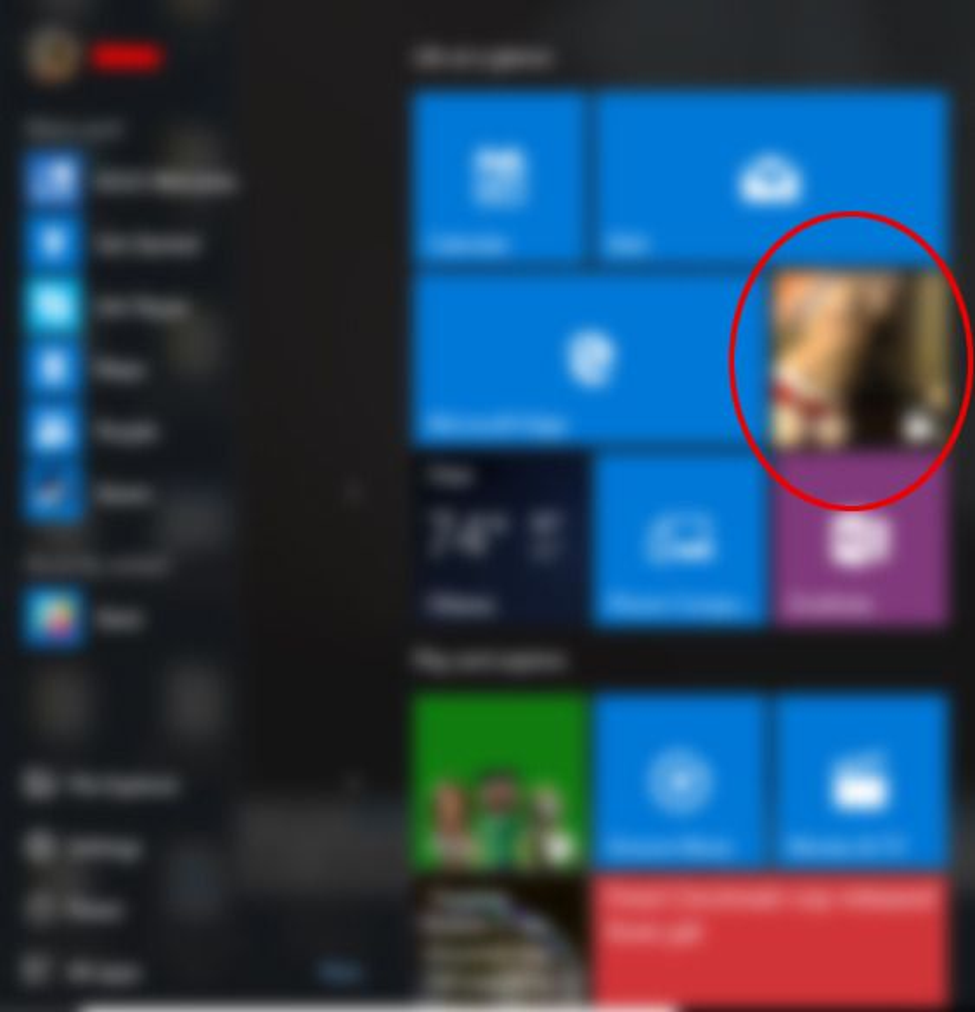 artikler installerte windows fikk pornosamlingen som skjermsparer