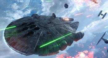 Slik er det å ta til skyene i Star Wars Battlefront