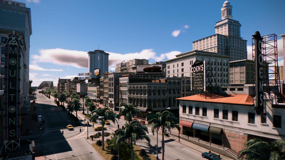 Et møysommelig detaljert New Orleans.