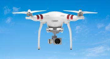 Denne rimelige kameradronen er beregnet på nybegynnere