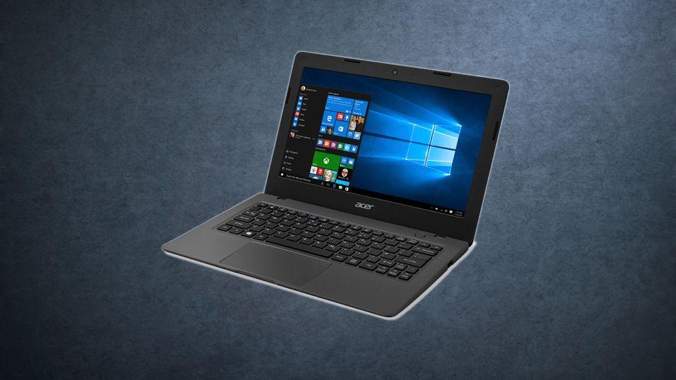 Acers nye Cloudbook.
